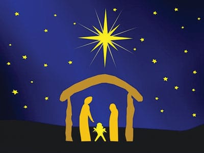 manger-silhouette-with-star-night-wallpaper-yvt